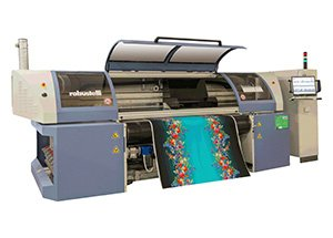 The well known Epson-Robustelli Mona Lisa digital textile printer Image Epson via internet
