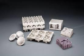 molded fiber pulp