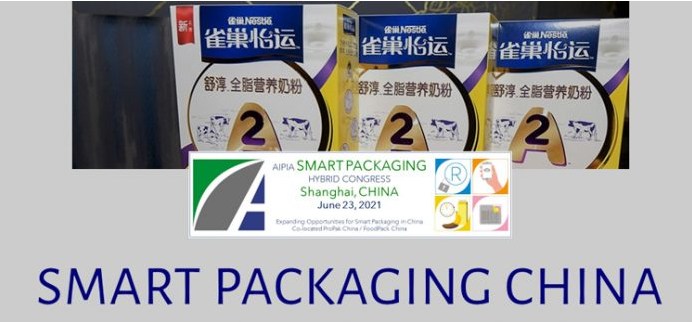 AIPIA Global Smart Packaging Program 2021 strengthened for bigger impact