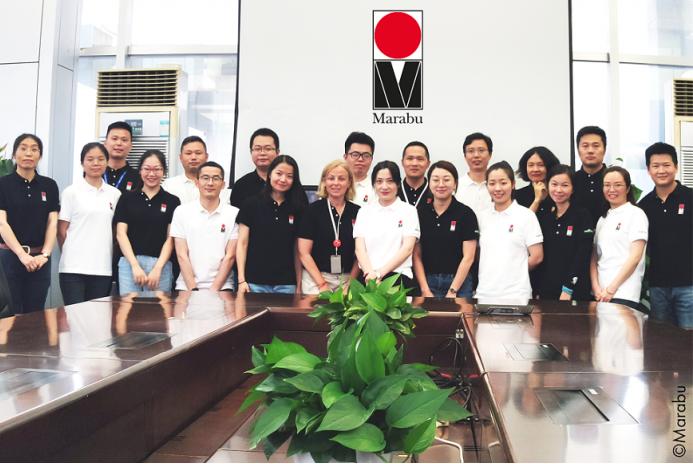 Marabu Team Asia