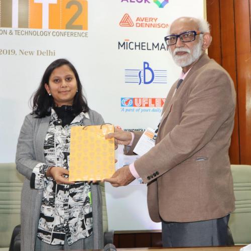 Shubhi Sachan of UFLEX